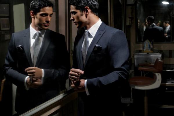 Suit-mirror