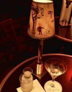 Bemelmans Bar Martini, photo by Amanda Schuster
