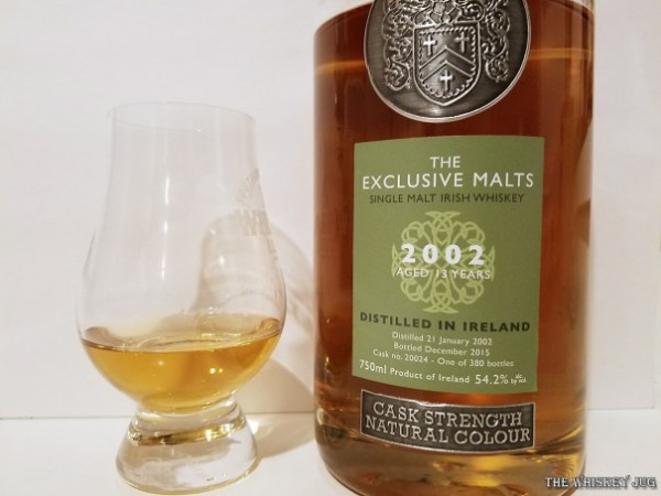 2002 Exclusive Malts Cooley 13 Years Color