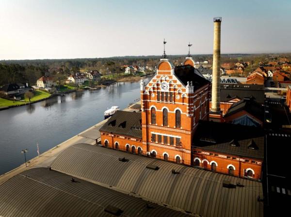 Elyx Distillery - Ahus, Sweden