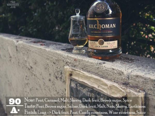 Kilchoman Loch Gorm Review