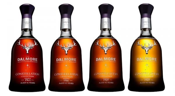 The Dalmore Constellation Collection - Photo: The Dalmore