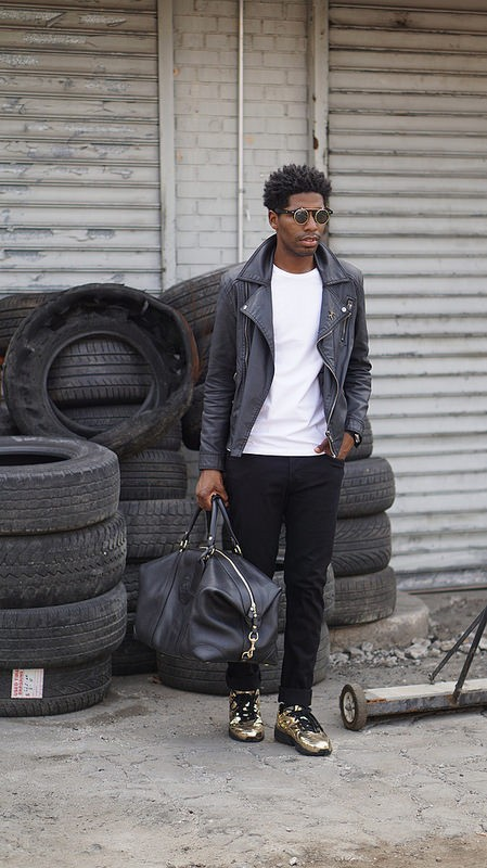 Style Society Guy All Black Menswear