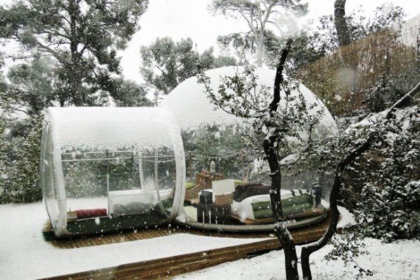 Bubble Tent 7
