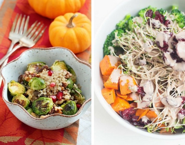 Healthy Autumn Quinoa Salads from www.simplyquinoa.com