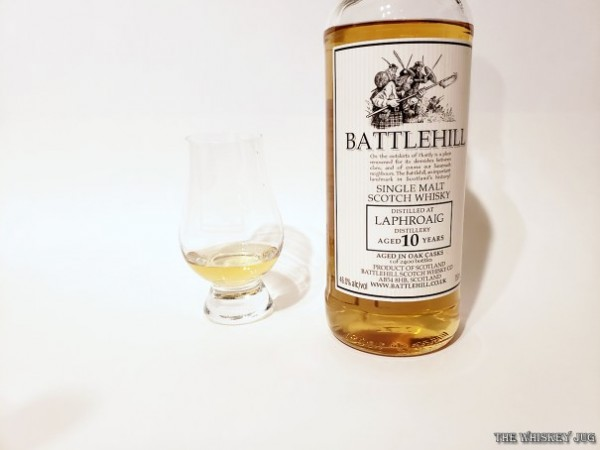 Battlehill Laphroaig 10 Color
