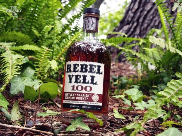 Rebel Yell 100 Bourbon Whiskey