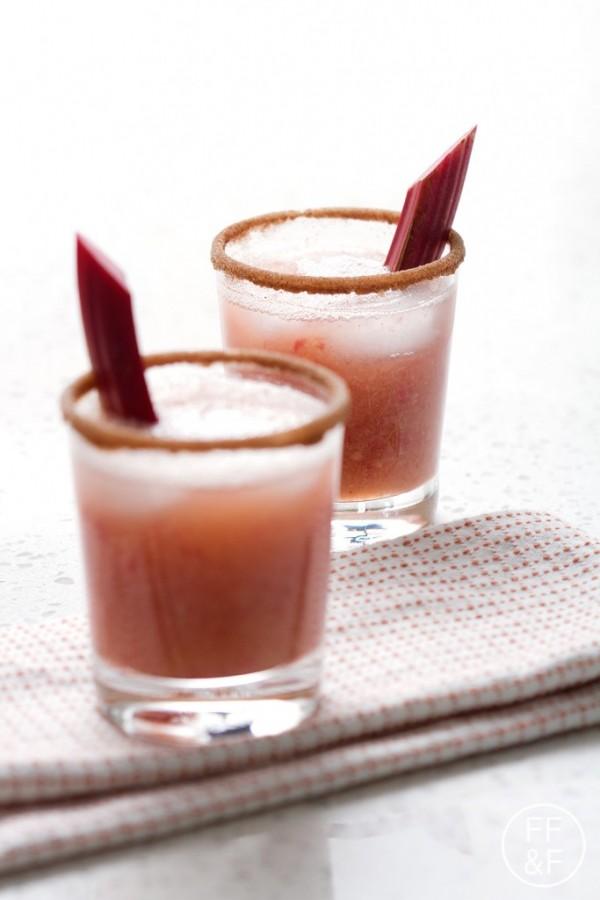Rhubarb Margarita by Beth | Epicurious Community Table
