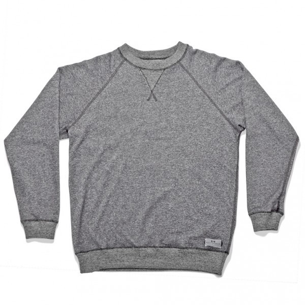 Muttonhead JOHNNY CREW // HEATHER GREY