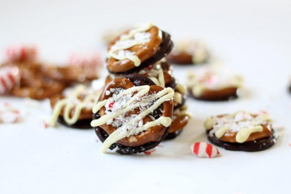 Homemade Williams-Sonoma Peppermint Bark Photo