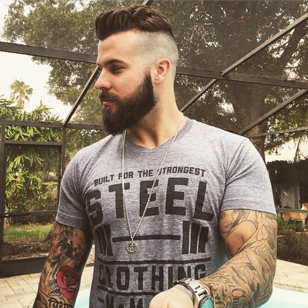 3 simple steps to define your perfect beard neckline by mr lustin having an uncontrolled beard neckline is a grooming faux pas heres how to keep your beard clean and defined in three easy steps urmus Choice Image