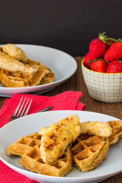 Chicken and Waffles Picture
