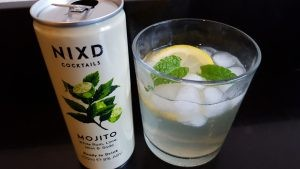 Nixd Mojito, photo by Robin Goldsmith
