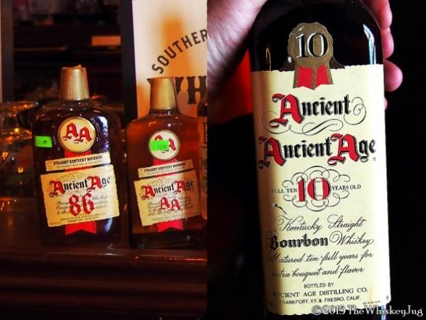 SCWC Tax Stamp Bourbon Tasting - Ancient Age