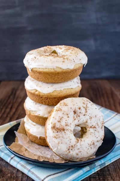 Eggnog Donuts Picture