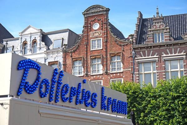 Haarlem Netherlands Poffertjes
