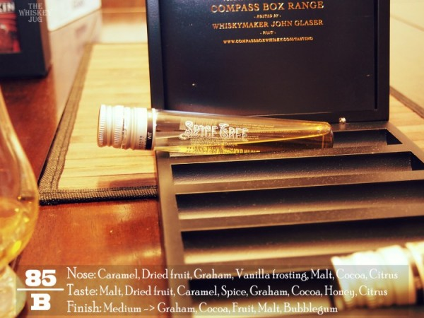Compass Box Spice Tree Review