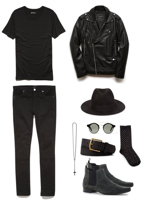 Full outfit except boot- 21 Men Chelsea Boots - ASOS