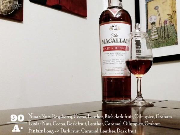 Macallan Cask Strength Review
