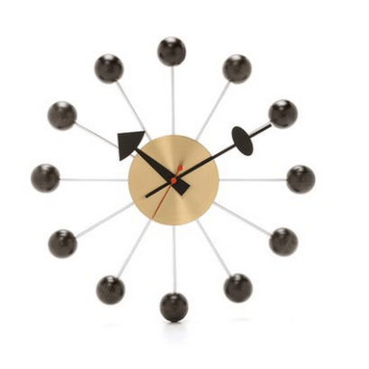 The Vitra George Nelson ball clock