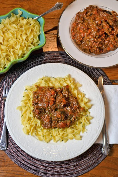 Red Wine Goulash Picture