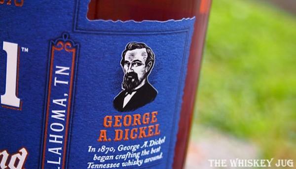 George Dickel Bonded Details (price, mash bill, cask type, ABV, etc.)