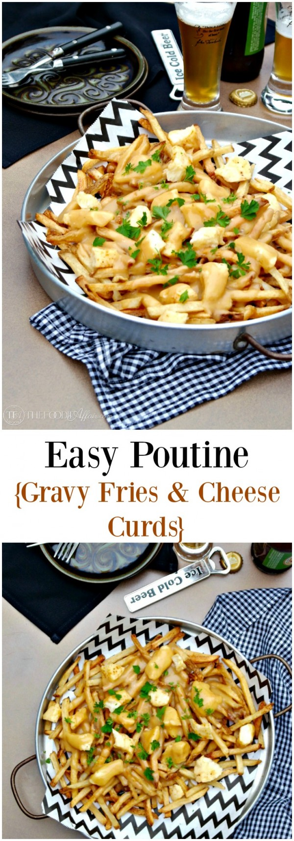 Easy Poutine Gravy Fries by The Foodie Affair | Epicurious Community ...