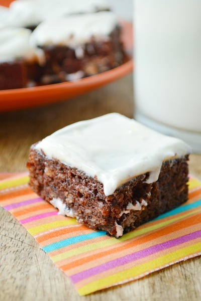 Chocolate Banana Oat Bars Picture