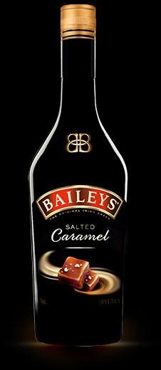 Bailey's Salted Caramel Liqueur