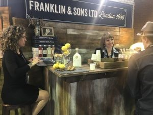 Mixing it up with Franklin & Sons