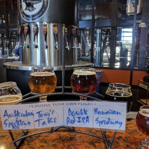 AleSmith Brewing Beer Tasting