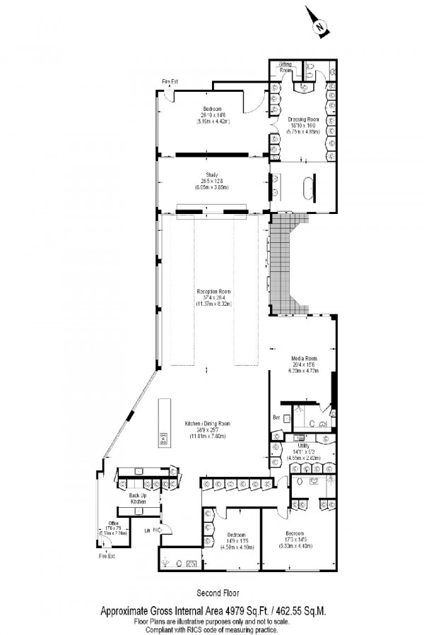 the-talisman-building-floor plan