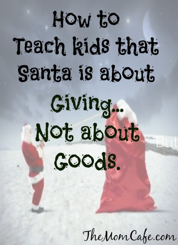 Santa Parenting and Presents