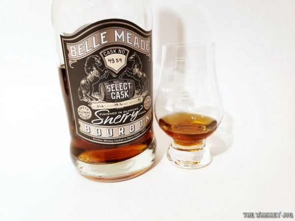 A huge bourbon that comes through balanced and easy… dangerously easy. One of the best Belle Meade releases I've ever had.
