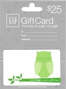 Adoption Registry Gift Cards
