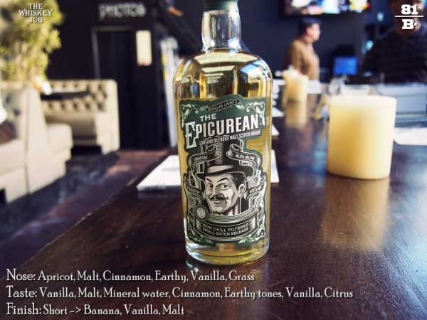 The Epicurean Whisky Review