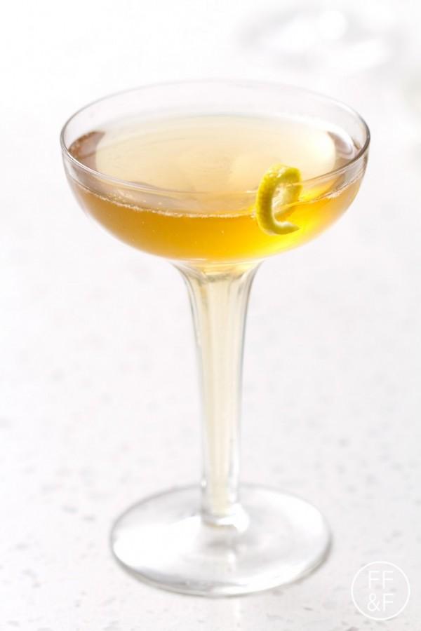 Sparkling Lemon and Honey Cider (mocktail)   Food Fashion and Fun