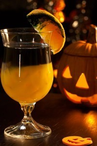 Spooky cocktails Blavod