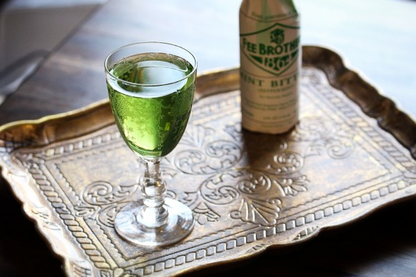 Improved Shamrock Cocktail