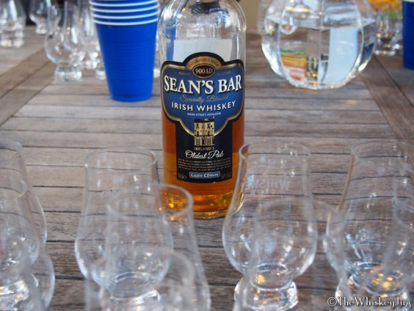 Sean's Bar Irish Whiskey