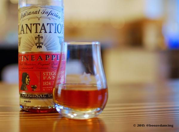 Booze Review - Plantation Pineapple Rum Stiggins' Fancy ...