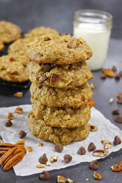 Gluten Free Chocolate Chip Pecan Cookies Picture