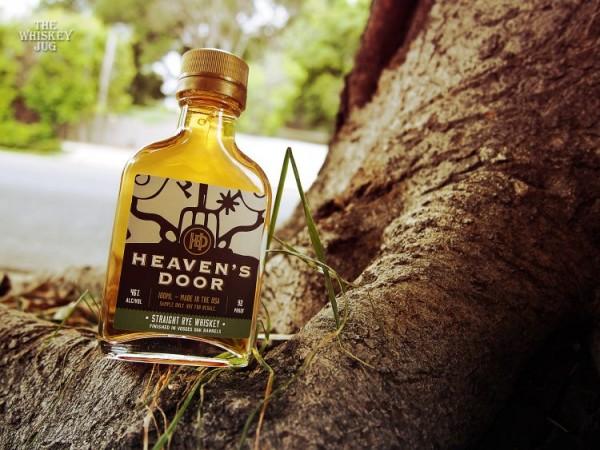 Heaven's Door Rye Whiskey