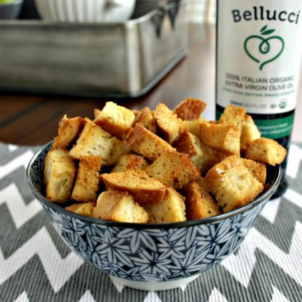 Homemade Croutons | Life, Love, and Good Food