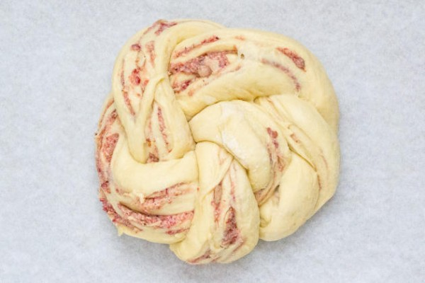 Cranberry Breakfast Bread Image