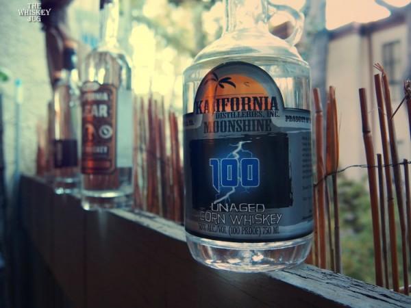 Kalifornia Distilleries Corn Whiskey