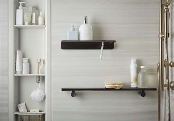 kohler shower locker