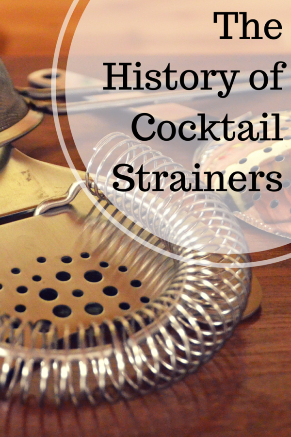 the history of bartending