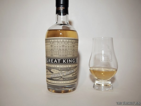 Compass Box Great King St Artist's Blend Color