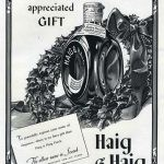 haig & haig scotch ad